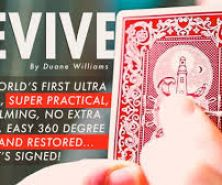 revive by duane williams